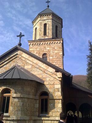 Манастир Моштаница
