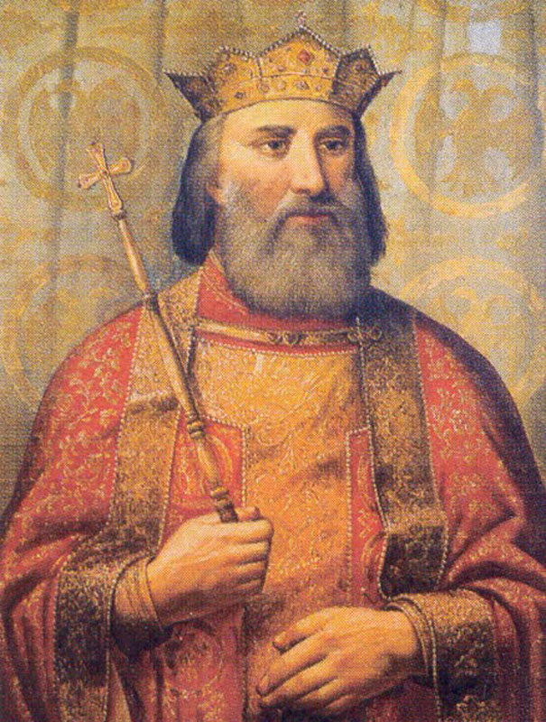 Кнез Лазар Хребељановић (Фото:Wikipedia)