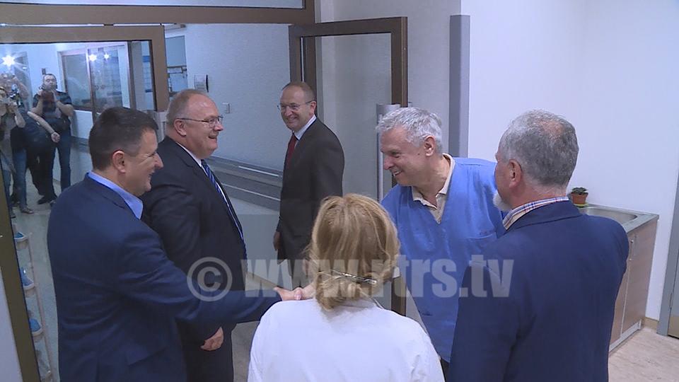 Делегација Војводине у посјети УКЦ