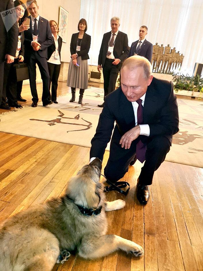 Foto: Predsjedništvo Srbije
