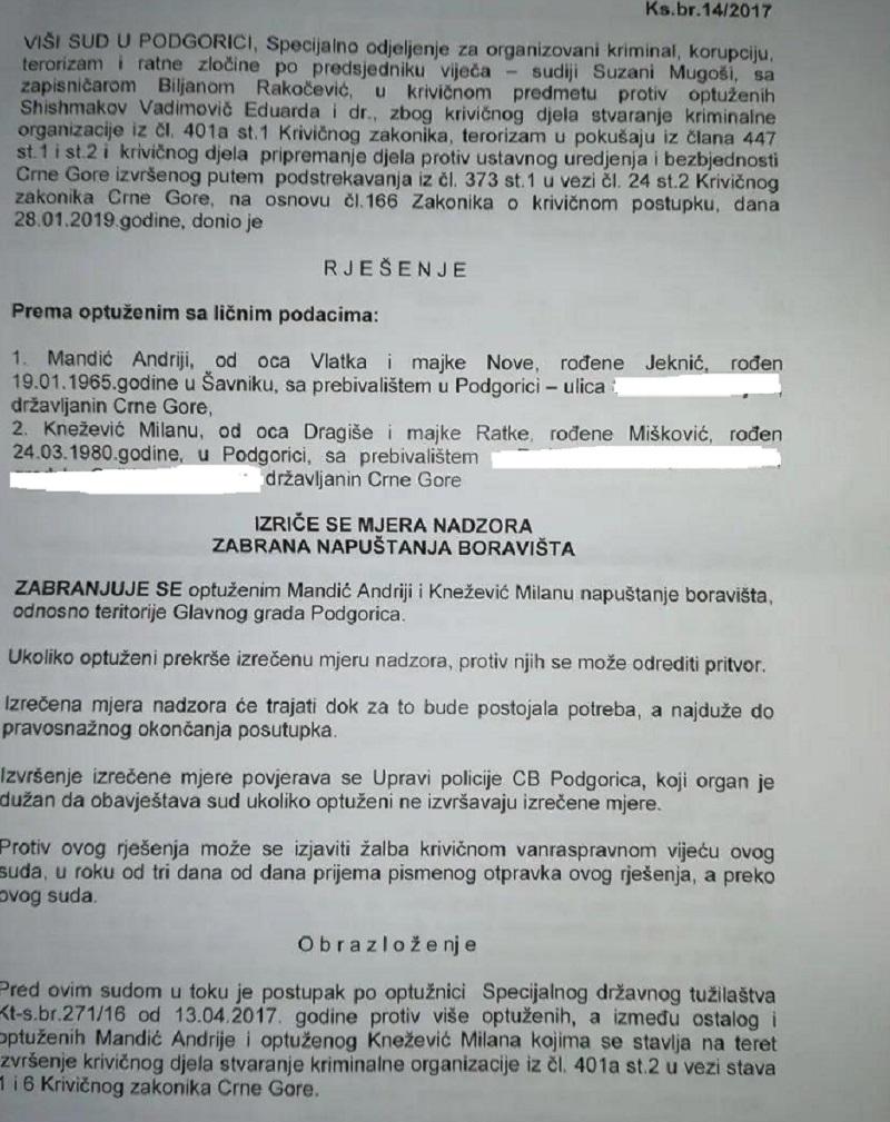 Odluka Suda (foto: in4s.net)