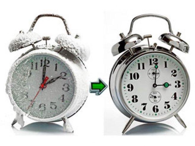 Pomjeranje sata unaprijed - Foto: ilustracija