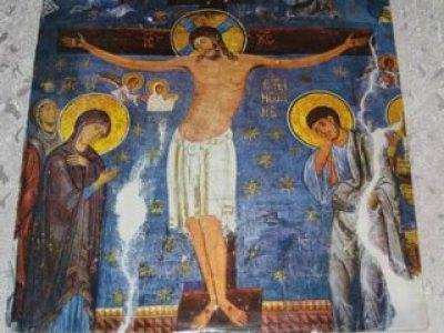 Raspeće Isusovo (ilustracija) -