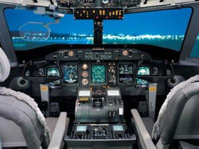 Pilotska kabina - Foto: ilustracija