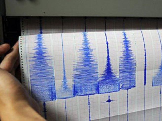 Zemljotres - Foto: AFP