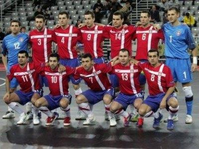 Futsal reprezentacija Srbije - Foto: RTRS