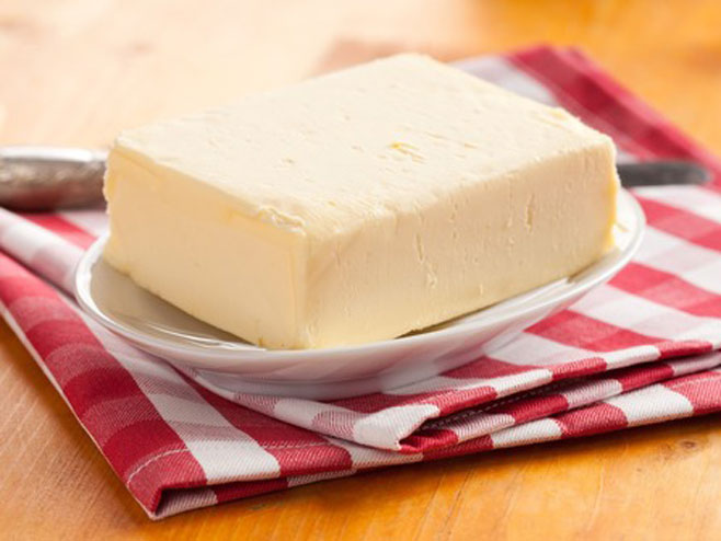 gehärtete fette in butter