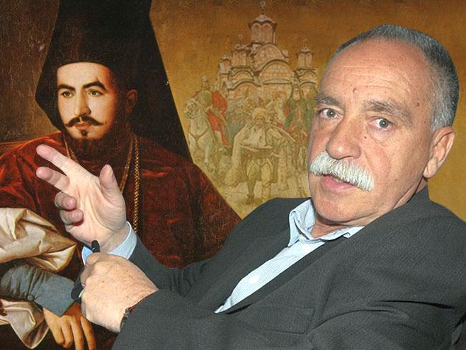 Rajko Petrov Nogo, pjesnik - Foto: RTRS