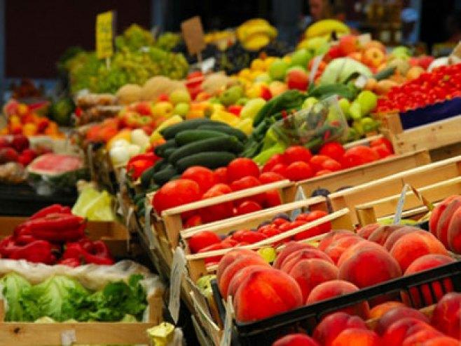 Воће и поврће(архив) -
