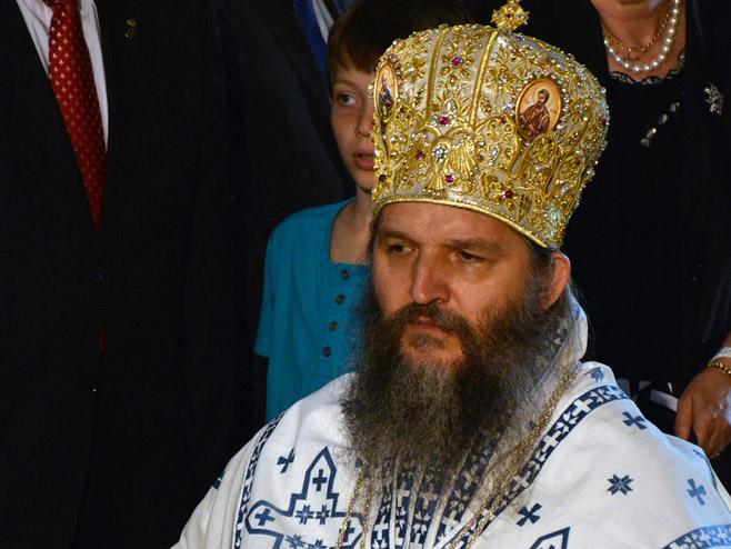 Новоизабрани епископ аустријско-швајцарски Андреј