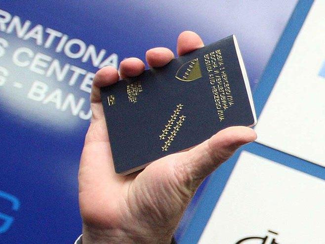 Novi pasoš BiH - Foto: ilustracija