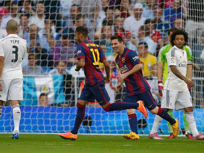 Реал- Барселона 3:1