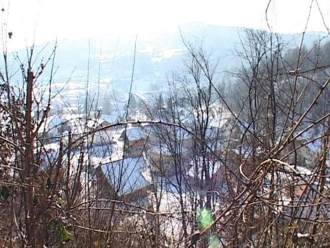 selo Kravica