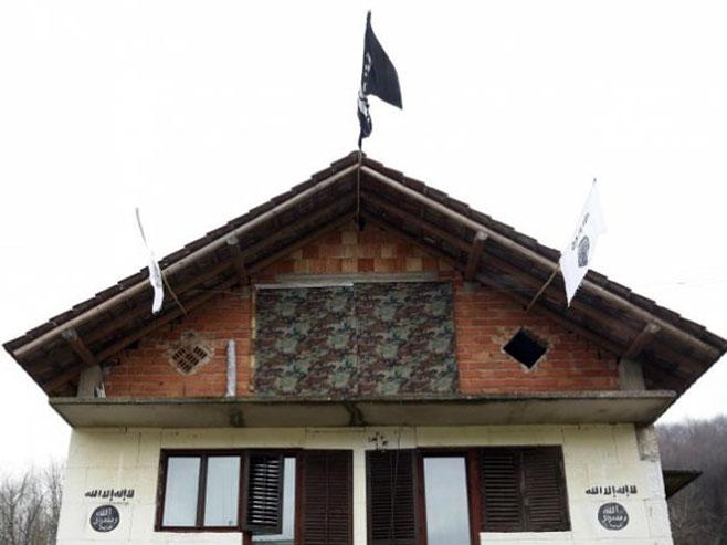 Застава ИД у Горњој Маочи (аваз.ба) -