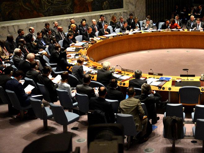 Sjednica Savjeta bezbjednosti UN (arhiv) - Foto: SRNA