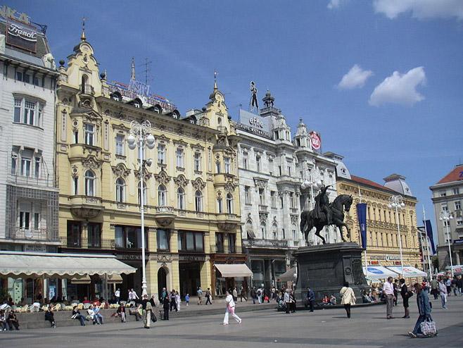 Загреб - Фото: Wikipedia