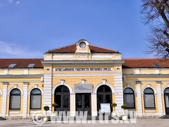 Muzej savremene umjetnosti Republike Srpske - Foto: RTRS