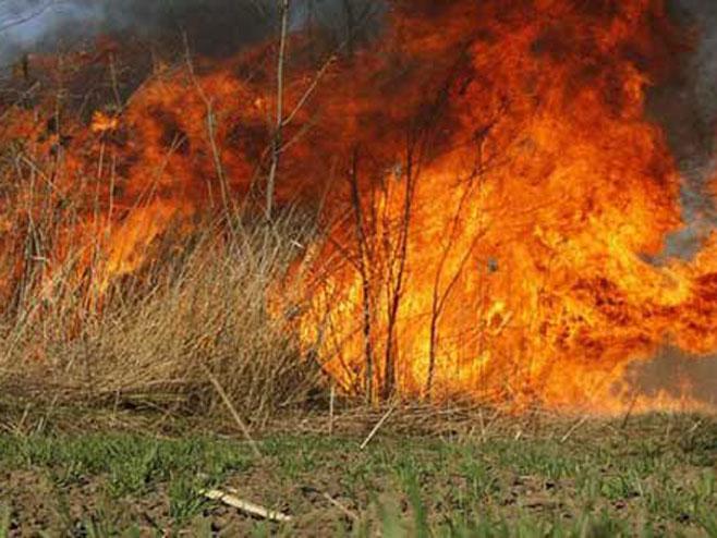 Požar - Foto: ilustracija