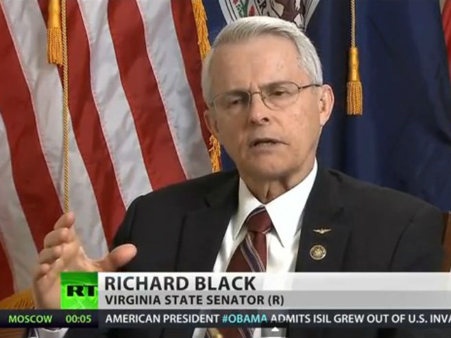 Амерички сенатор Ричард Блек - Фото: Screenshot/YouTube