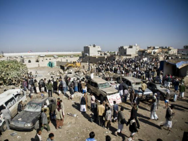 Sana, Jemen - Foto: AP