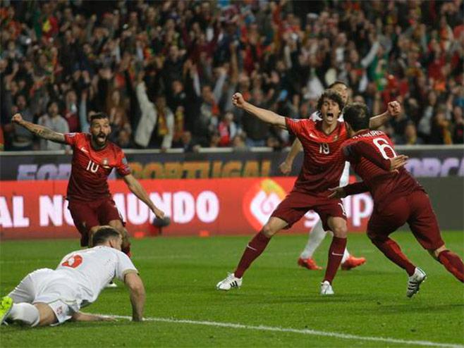 Португал - Србија (ФОТО: Beta/AP )