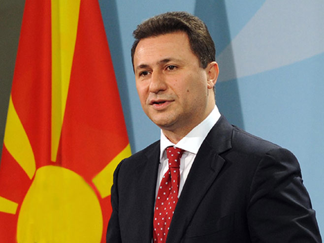 Никола Груевски (Фото:sofiaglobe.com) -