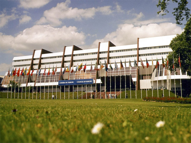 Савјет Европе у Стразбуру - Фото: Wikipedia
