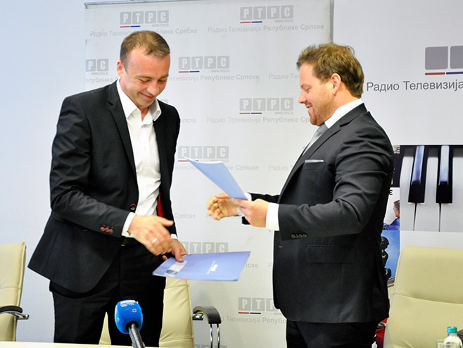 Потписан Уговор о наставку сарадње између РТРС и Еутелсатa