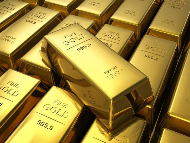 Zlatne poluge (ilustracija) -