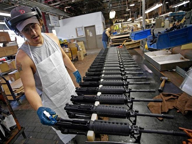 Proizvodnja oružja