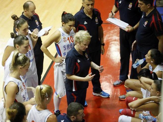 Košarkašice Srbije - Foto: B92