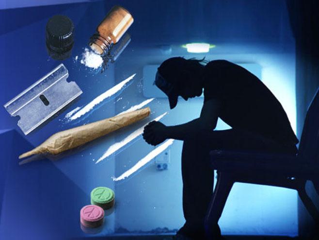 Зависници о дрогама (илустрација) -