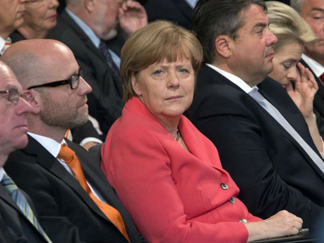 Angela Merkel - Foto: AP