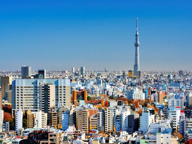 Токио (Фото: Thinkstock)