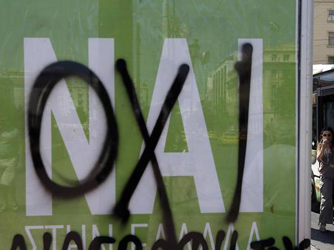 Grčka - birališta - Foto: AP