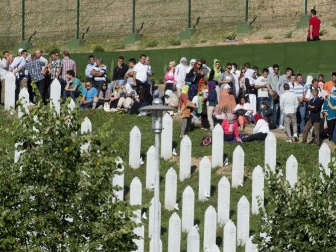 Memorijalni centar Potočari - Foto: TANJUG