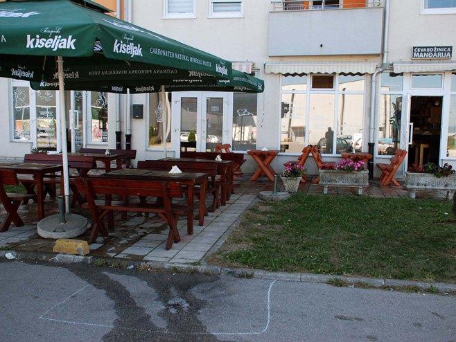 Istočno Sarajevo - eksplozija - Foto: SRNA