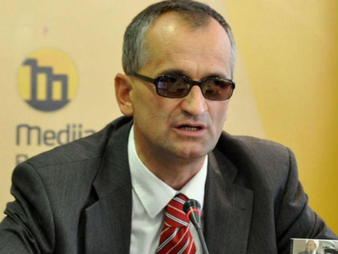 Џевад Галијашевић (фото: Medija Centar Beograd) -