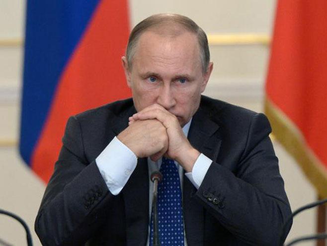Vladimir Putin - Foto: AP