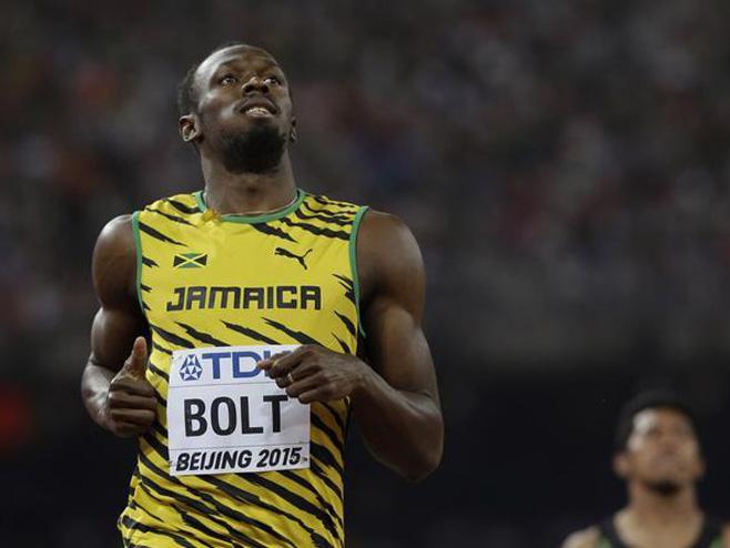Jusein Bolt - Foto: Beta/AP