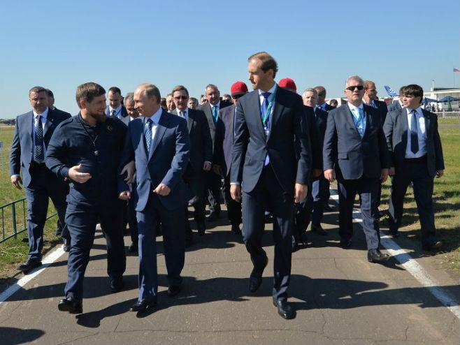 Putin otvorio izožbu