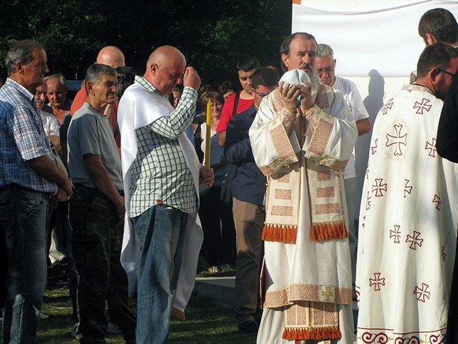 Његово преосвештенство епископ бихаћко-петровачки Атанасије - Фото: СРНА