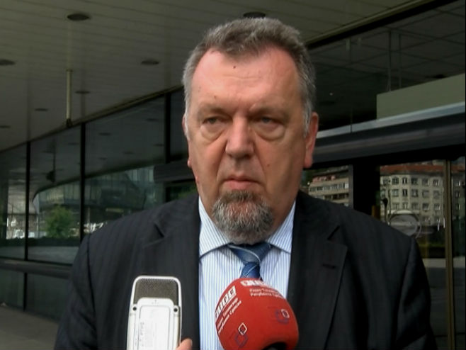 Ministar Trninić - Foto: RTRS