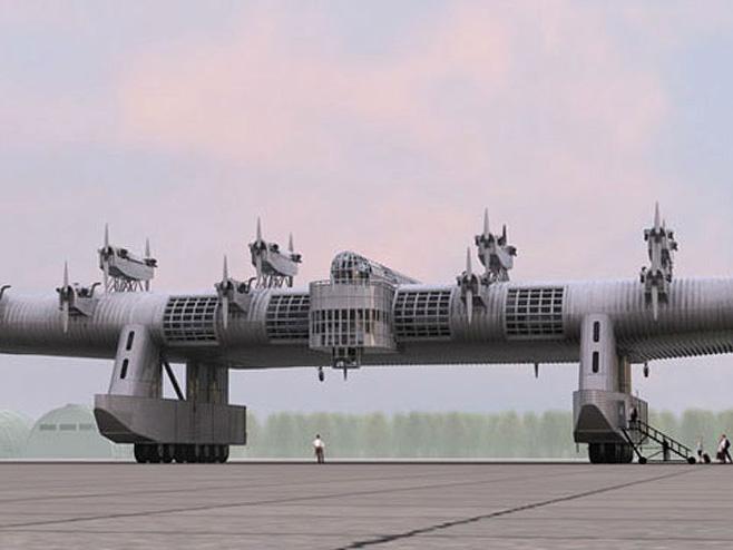 "Teški bombarder ""kalinjin K-7"" - Foto: RTS"