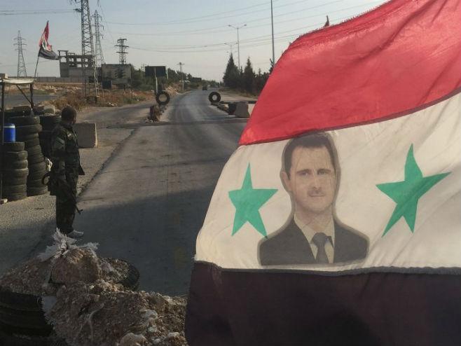 Sirija (foto: © Sputnik/ Mihail Alaedin) -