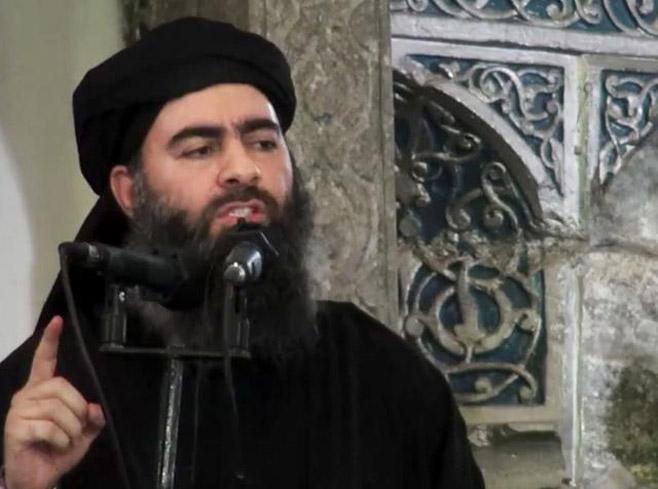 Абу Бакр ал-Багдади - Фото: Beta/AP