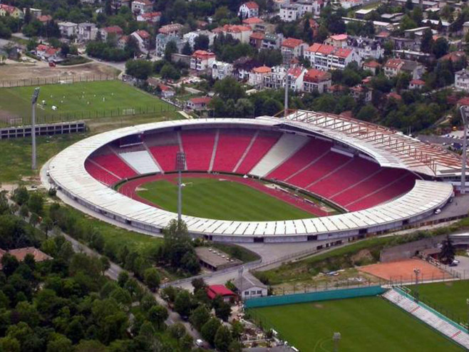 Stadion Crvena Zvezda - Foto: Wikipedia