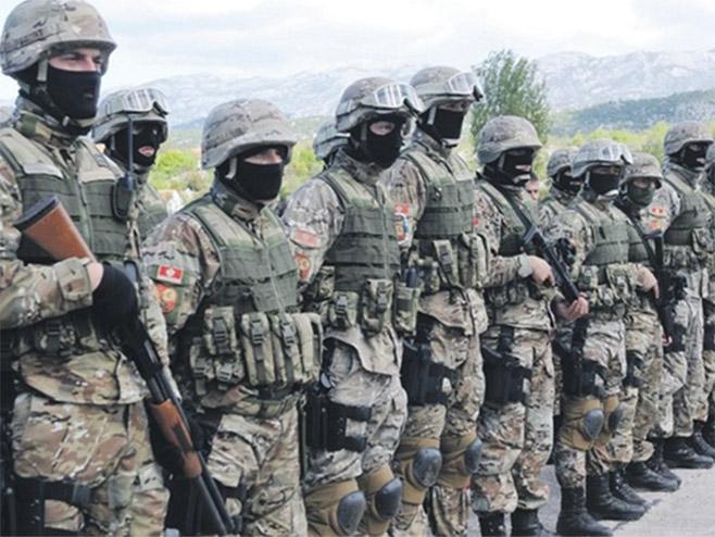 Vojska Crne Gore (arhiva) - Foto: vijesti.me