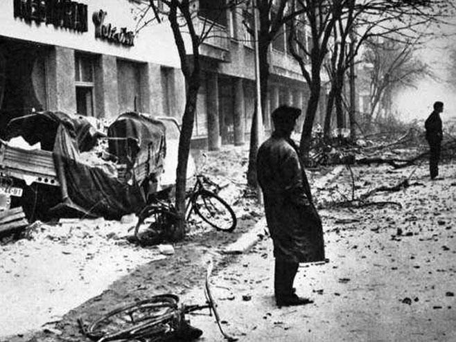 Земљотрес у Бањалуци 1969. године (Фото: historija.ba)