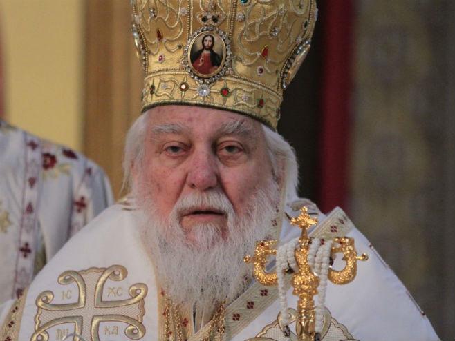 Mitropolit Dabrobosanski Nikolaj - Foto: klix.ba